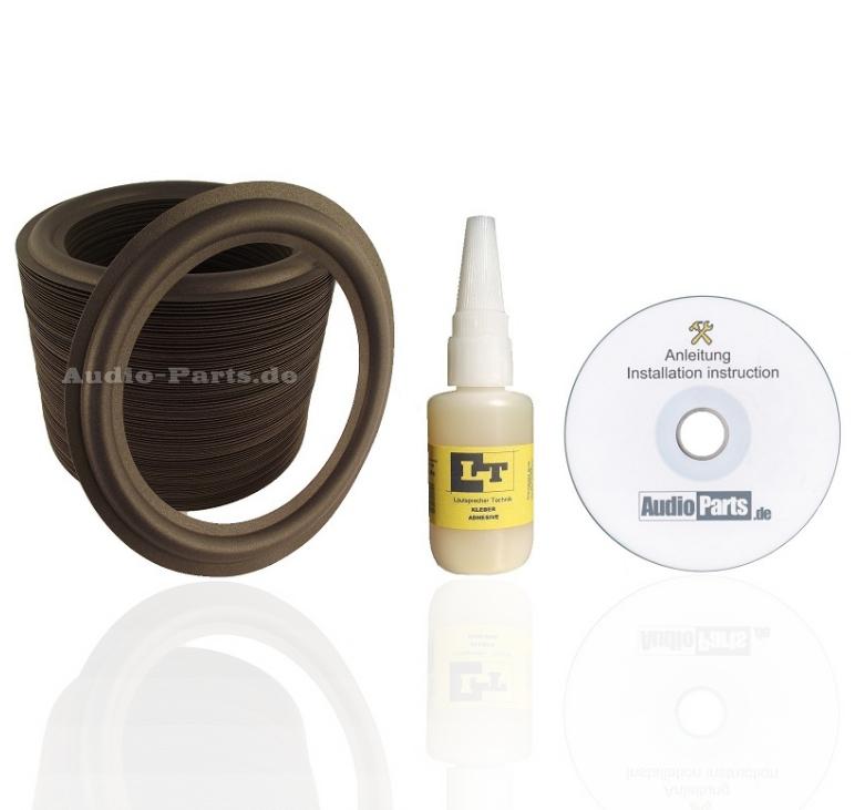 Audio Parts - Revox Symbol B Lautsprecher Sicken reparatur set